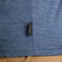 T-shirt en laine mérinos Travel100 - Hommes