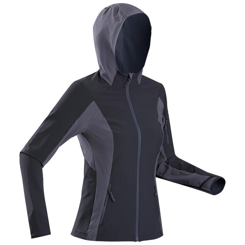 Trek 900 Mountain Trekking Wind Jacket - Women