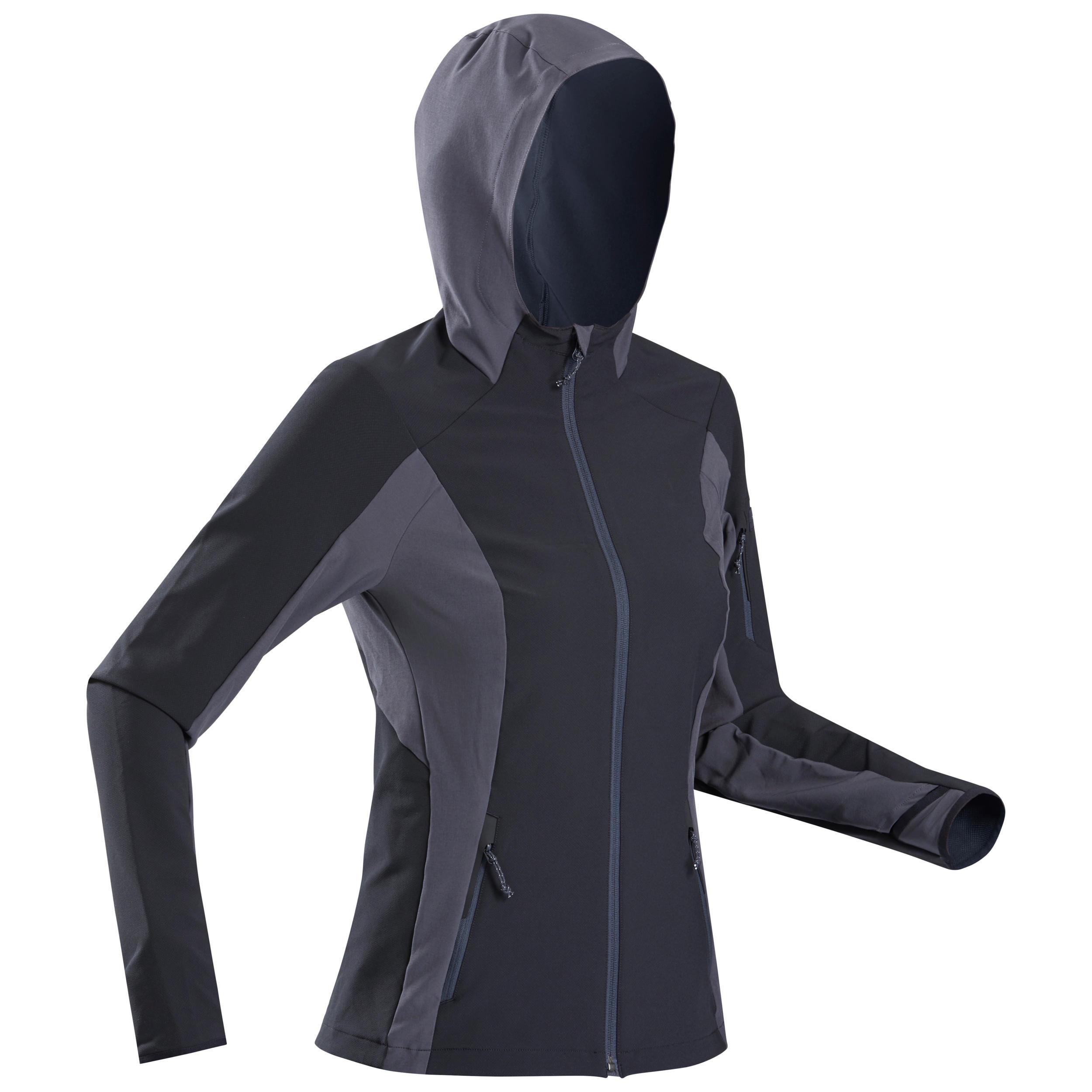 Jachetă TREK 900 Damă Negru