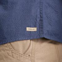 Travel 50 Short-Sleeved Trekking Travel Shirt - Men