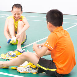Sportbroekje racketsporten Soft 500 kinderen - 177069