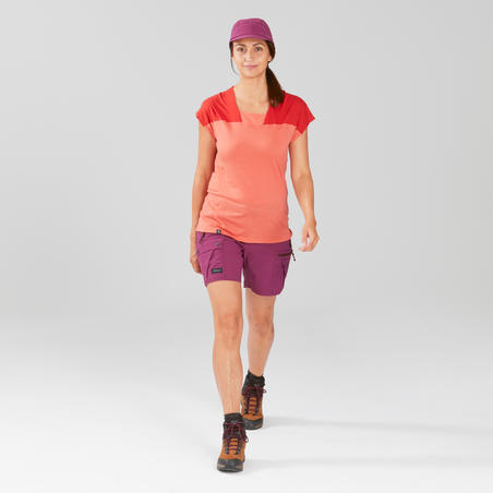 Trek 500 Mountain Trekking Shorts - Women