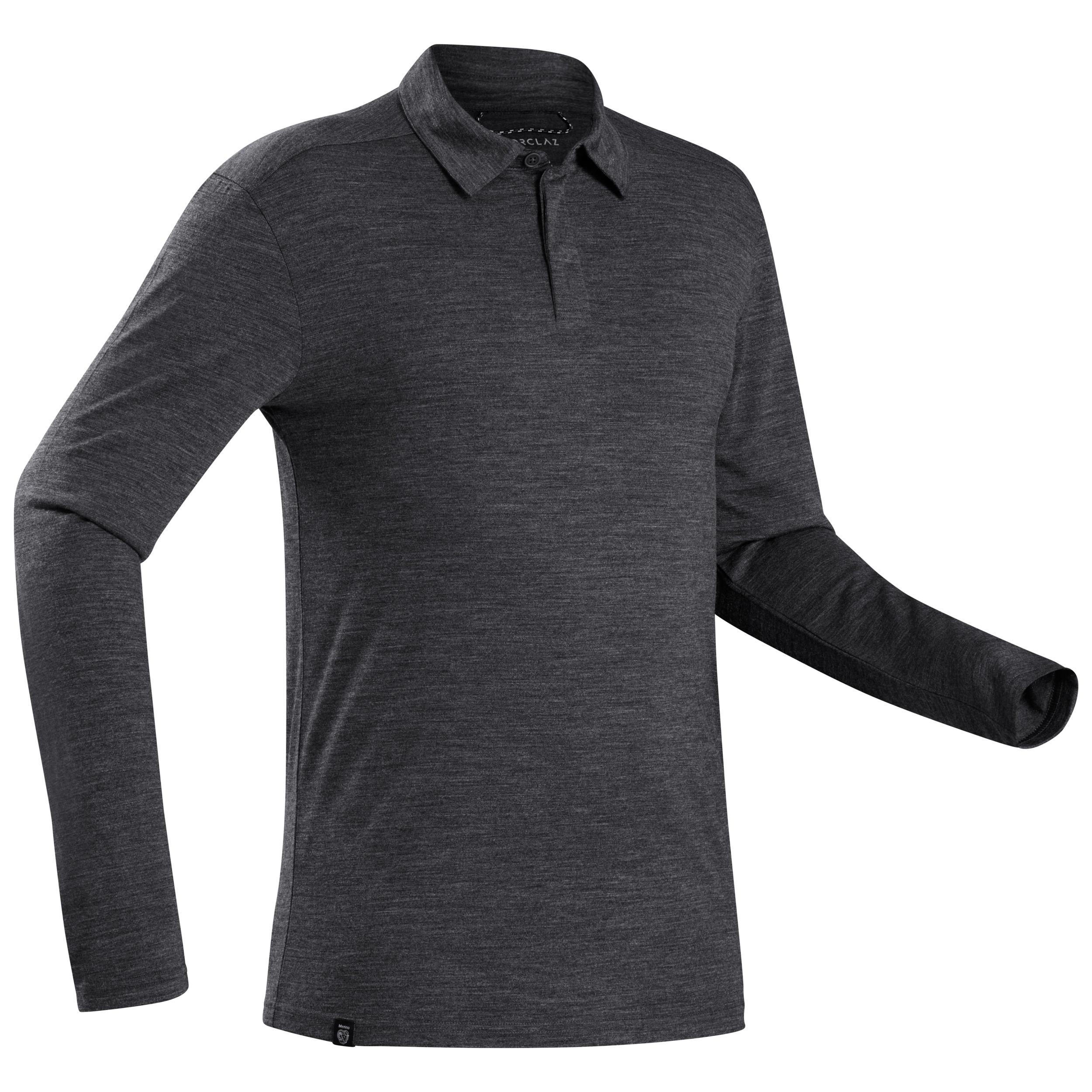 Bluză merinos POLO TRAVEL500