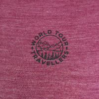 Travel 100 Merino Wool Trekking T-shirt - Women
