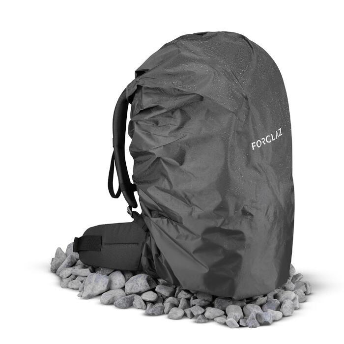Housse de pluie renforcée pour sac à dos de trekking - 40/60L