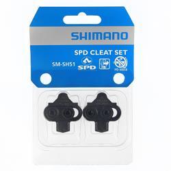 Cales Shimano SPD SM-SH51