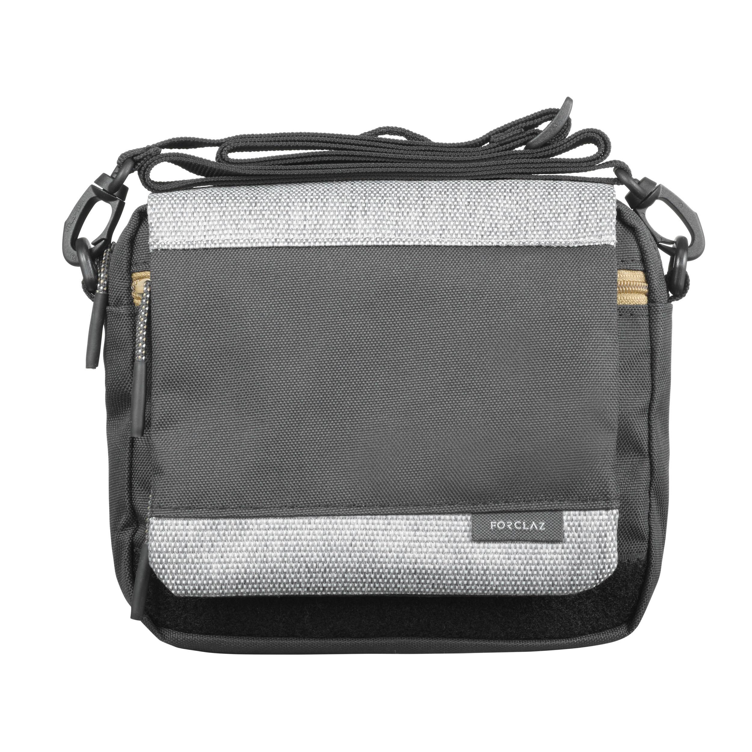 Multipocket bag   TRAVEL - Grey