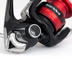 Moulinet pêche aux leurres carnassier SIENNA 4000 FG