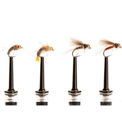 Mouche pêche à la mouche NYMPHES JIGS & LIEVRE