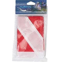 Pavillon drapeau plongée international pour bouée de signalisation de surface
