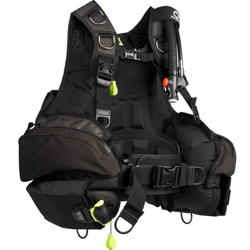 VYBAVENÍ A DOPLŇKY NA POTÁPĚNÍ Potápění a šnorchlování - POTÁPĚČSKÝ ŽAKET SCD900 SUBEA - Potápění