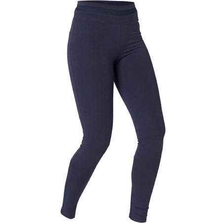 Women's Sport Leggings 520 - Navy Blue
