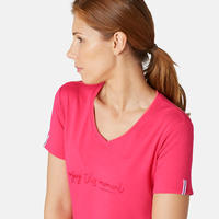 510 Pilates and Gentle Gym Sports T-Shirt - Women