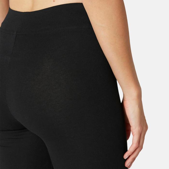 Korte tight voor dames + 500 zwart
