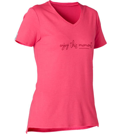 T-shirt de pilates 510– Femmes