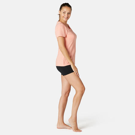 Fit+ 500 Slim-Fit Gym Shorts – Women