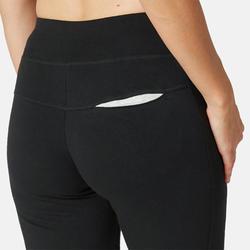 Pantalon Zippé Training Femme 560 Noir