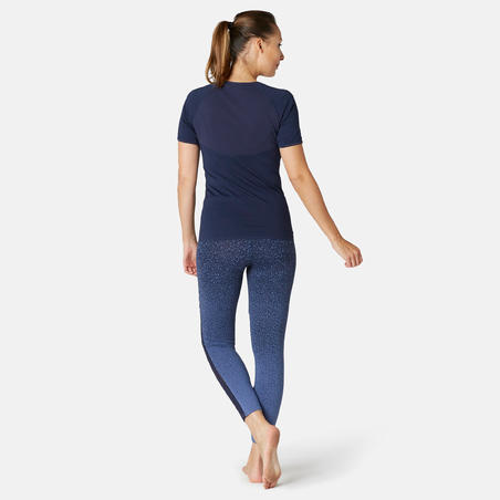 520 Slim-Fit Pilates and Gentle Gym Sport Leggings - Women