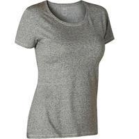 500 Regular-Fit Pilates and Fitness T-Shirt - Women