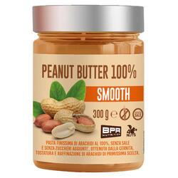 Burro d'arachidi smooth BPR senza sale e senza zuccheri aggiunti 300 g