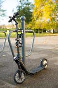 Zubehör City Scooter City-Roller und Scooter - Diebstahlschloss Scooter MASTER LOCK - City-Roller und Scooter