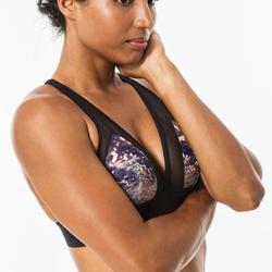 Bikinitop voor surfen Isa Water verstelbaar rugbandje