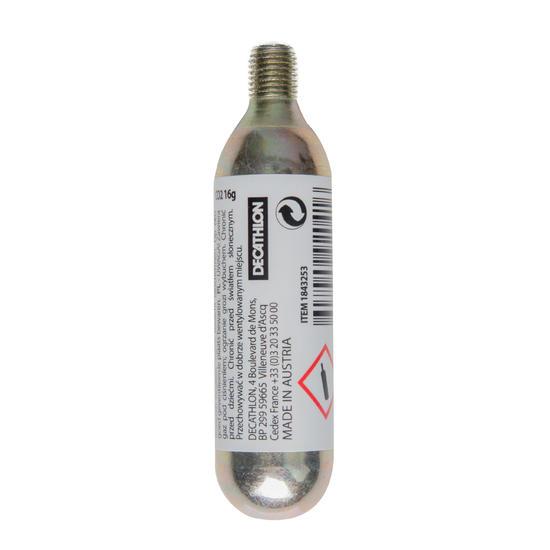 Fietspomp patroon CO2 16 gram - 177186
