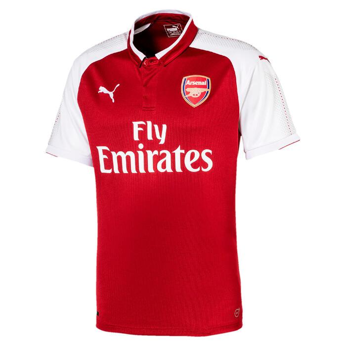 Maillot réplique de football enfant Arsenal rouge
