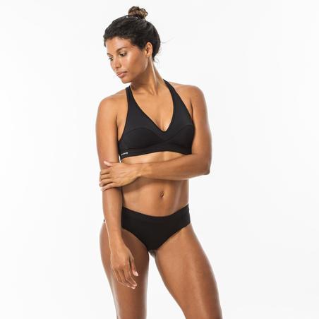 Top bikini Surf Olaian  Ana Negro Mujer