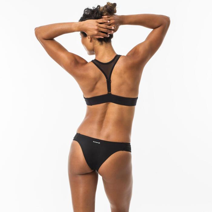 Brazilian bikini broekje zwart Sana