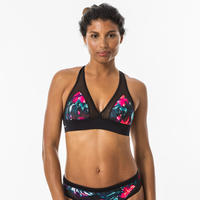 Isa Foamy swimsuit top with adjustable back - Women