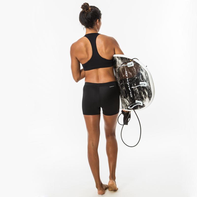 Women's Surf Shorts - Reva Black
