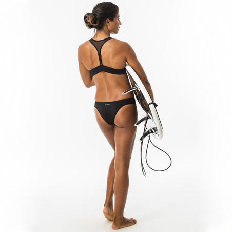 Swimsuit top with adjustable back - Women