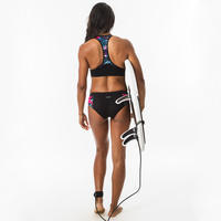 Women's Surfing Crop Top Swimsuit Top ANA FOAMY