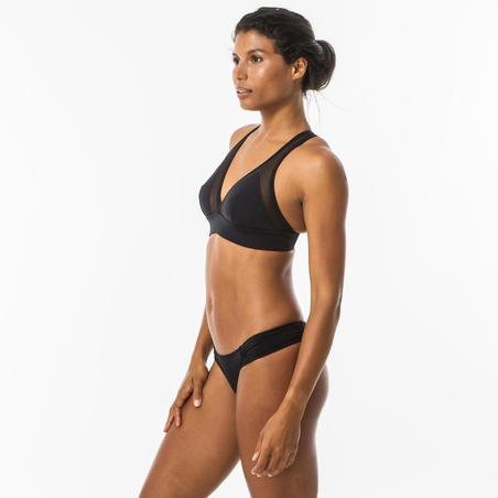 Haut de maillot de bain brassière de surf femme dos réglable ISA NOiRE