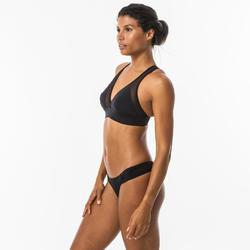 Brazilian bikini broekje zwart dames Sana