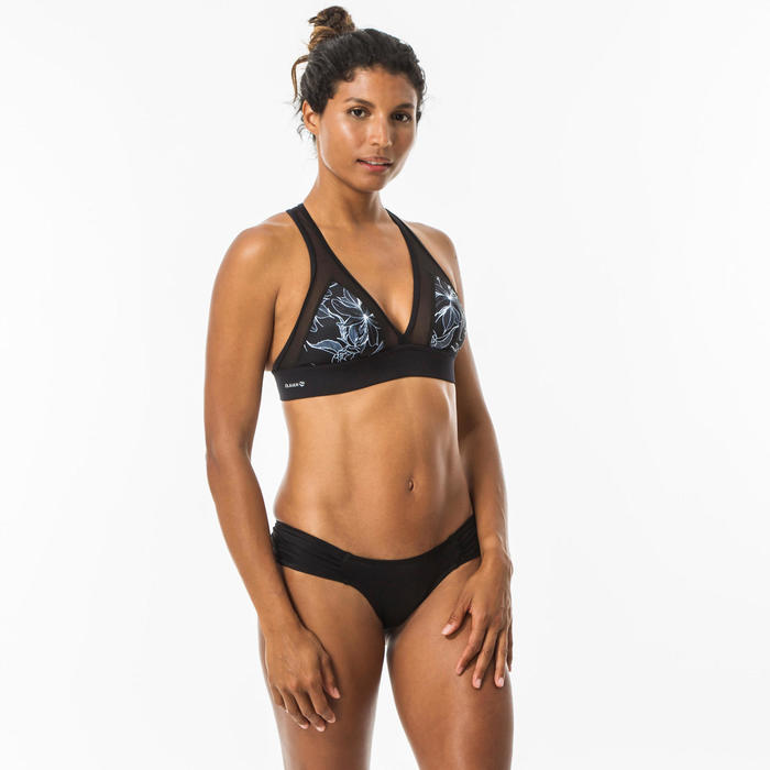 Bikinitop voor surfen Isa Sei verstelbaar rugbandje