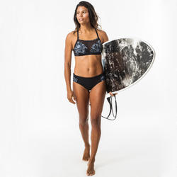 Bikinibroekje voor surfen Vali Sei aantrekkoordje