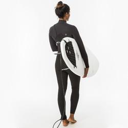COMBINAISON NEOPRENE DE SURF FEMME 4/3 MM FERMETURE ZIP POITRINE OLAIAN