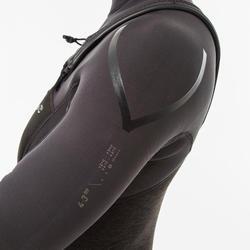 Neoprenanzug Surfen 4/3mm Brust-Reißverschluss Damen