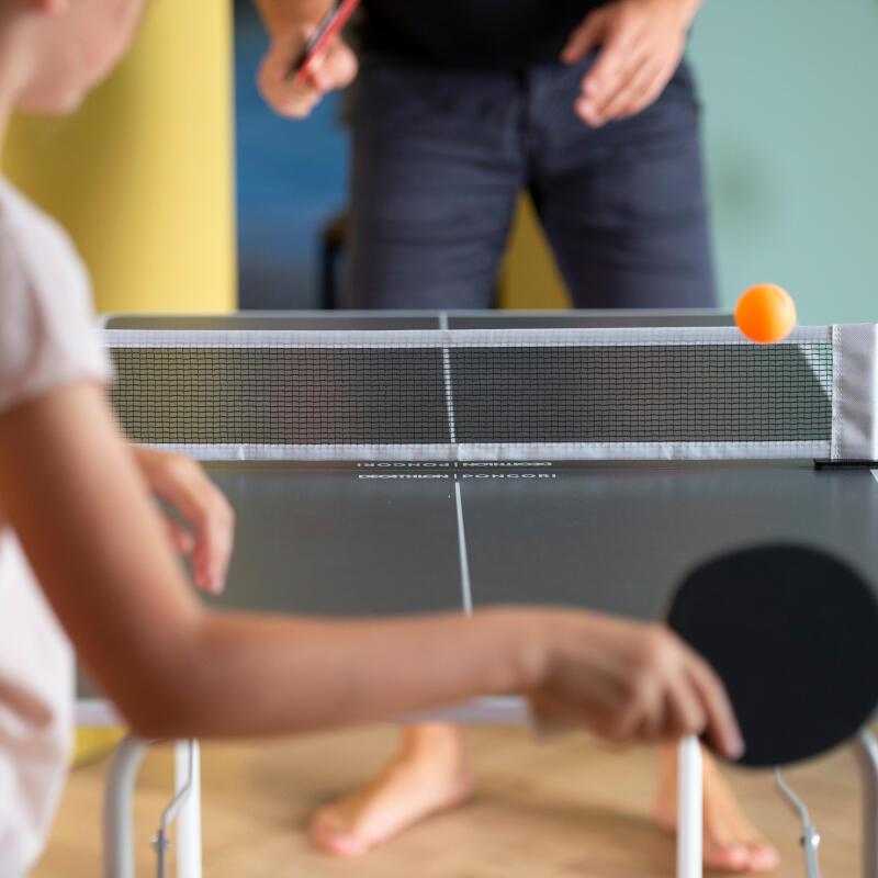 As regras do ping pong