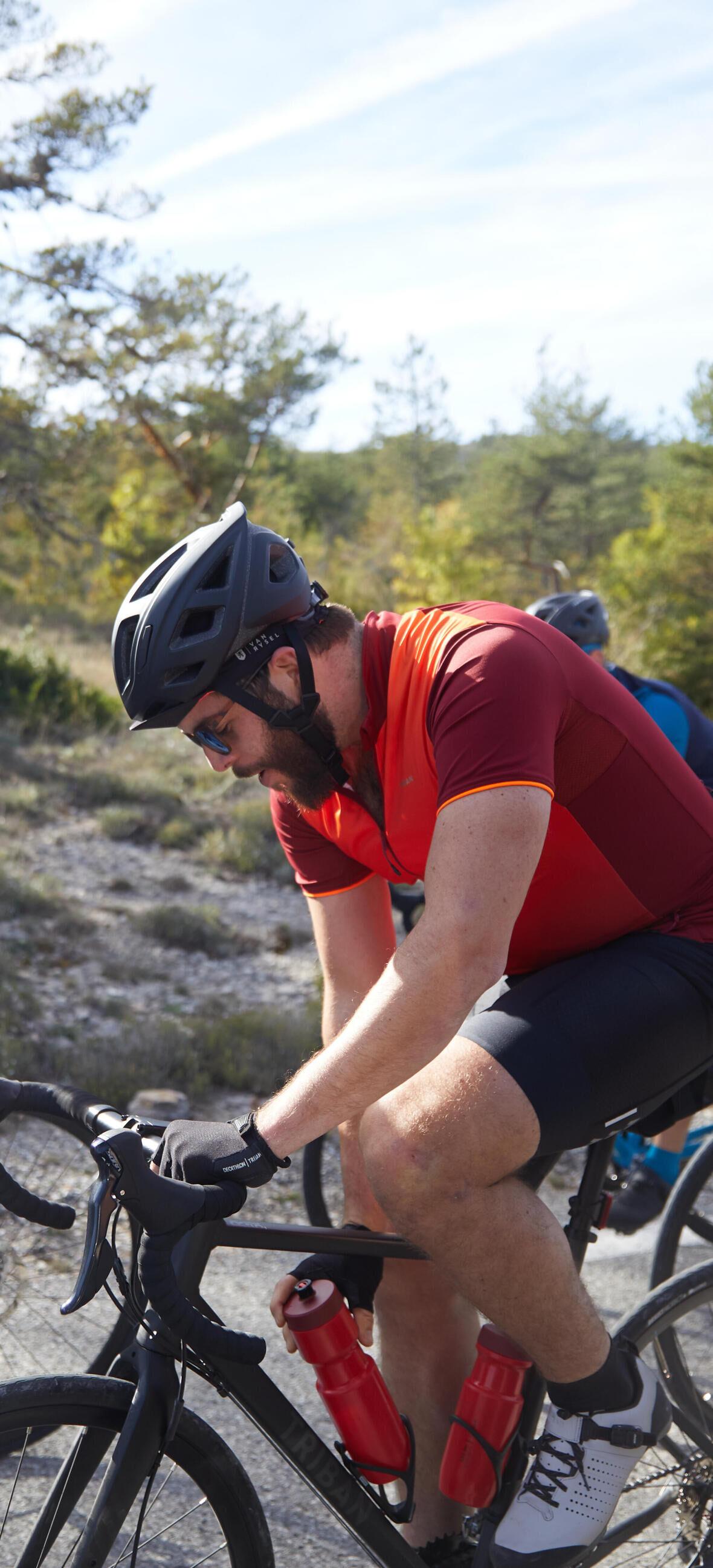 hydratation en vélo de route