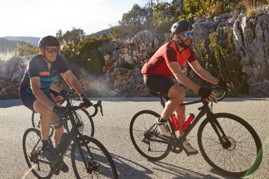 commencer le velo de route - triban cyclotourisme