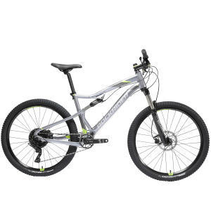 VTT ROCKRIDER ST 900 S GREY YELLOW