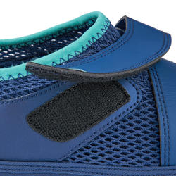水陸兩用鞋500-淺碧藍色