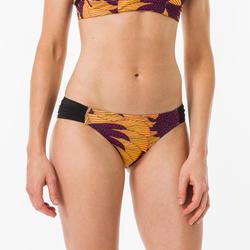 Bas de maillot de bain surf femme taille basse NIKI HISHO MUSTARD