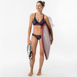 Bikinitop voor surfen Bea Hisho Espace dubbele rugverstelling