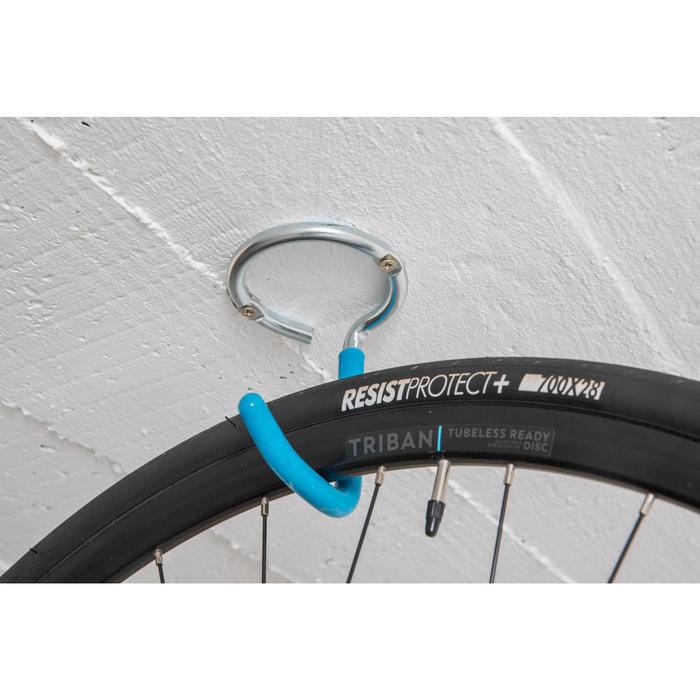 Fietshaak muur/plafond voor 1 fiets