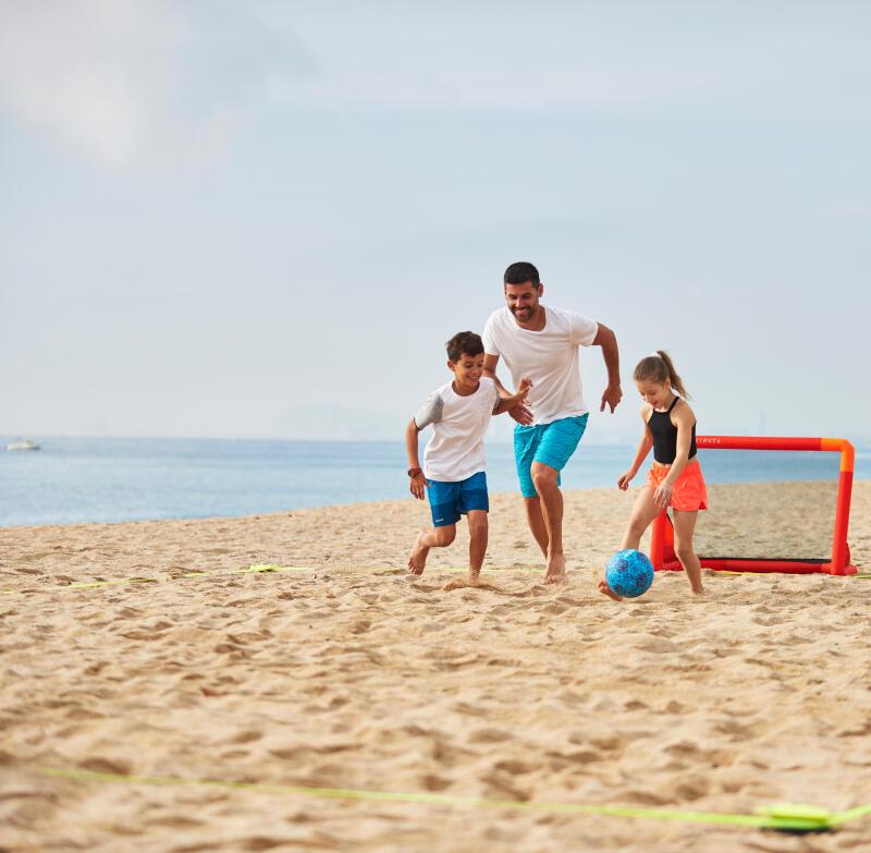 concilier sport vacances et enfants