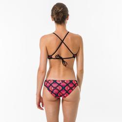 Bikinitop voor surfen dames Andrea Koga Diva high neck